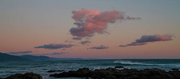Photograph - Twilight At Shelter Cove California by Bill Cannon
