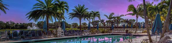 Photograph - Twilight Pool by Jody Lane