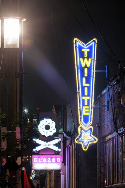 Photograph - Twilite Lounge Deep Ellum Dallas Texas by Rospotte Photography
