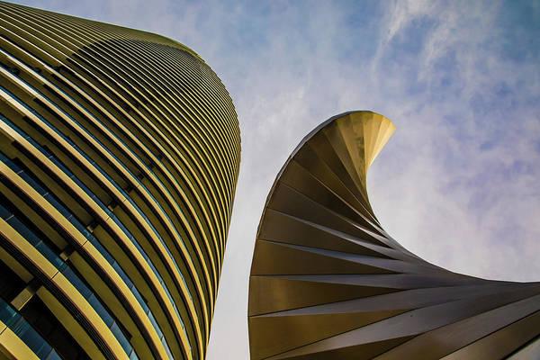 Wall Art - Photograph - Twisted Gold by Az Jackson