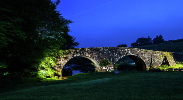 Wall Art - Photograph - Two Bridges  Dartmoor by Maggie McCall