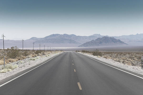 Photograph - Two-lane Planet by Davin McLaird