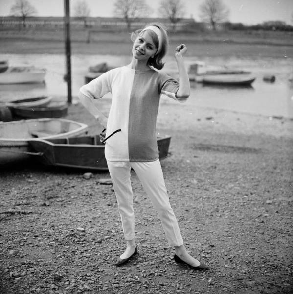 Photograph - Two-piece Outfit by Chaloner Woods