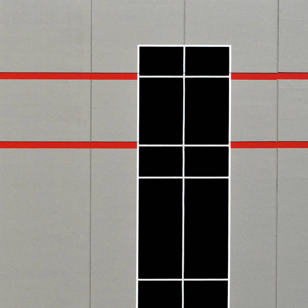 Photograph - Two Red Stripes by Stuart Allen