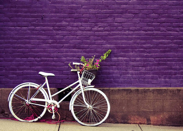 Photograph - Two Wheeled Charm by Lisa Sullivan, Betty Photography