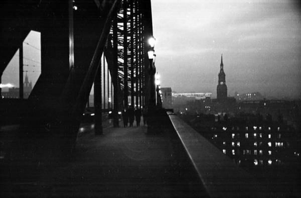 Newcastle Upon Tyne Photograph - Tyne Bridge by Humphrey Spender
