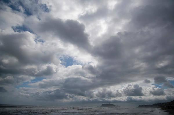 Kamakura Wall Art - Photograph - Typhoons Storm by Taro Hama @ E-kamakura