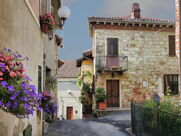 Wall Art - Photograph - Typical Houses 1 by Guido Strambio
