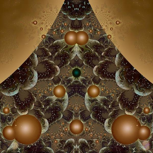 Self Similarity Digital Art - u053-2 Endorphines Rush by Drasko Regul