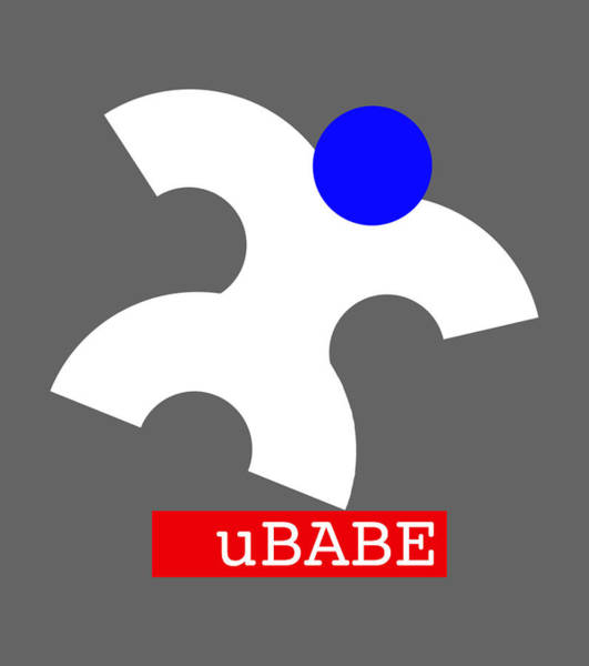 Digital Art - Ubabe Jazz  by Ubabe Style