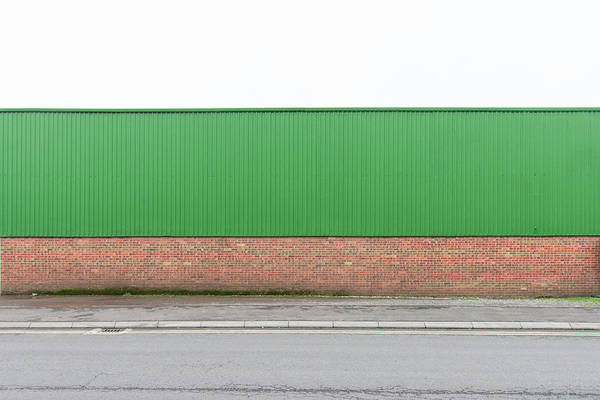Photograph - Uk New Topographics 27 by Stuart Allen