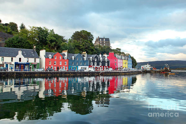 Wall Art - Photograph - Uk Western Scotland Isle Of Mull by Trotalo