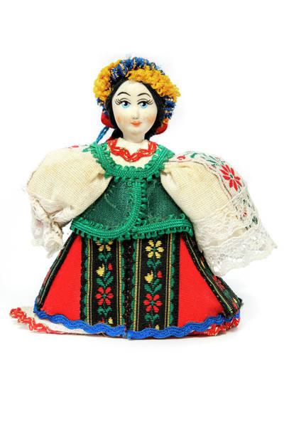 Photograph - Ukrainian Doll  by Fabrizio Troiani