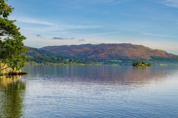 Wall Art - Mixed Media - Ullswater by Smart Aviation