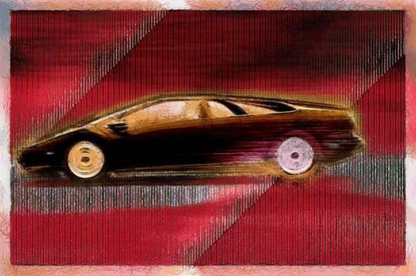 Digital Art - Ultra Transport by Mario Carini