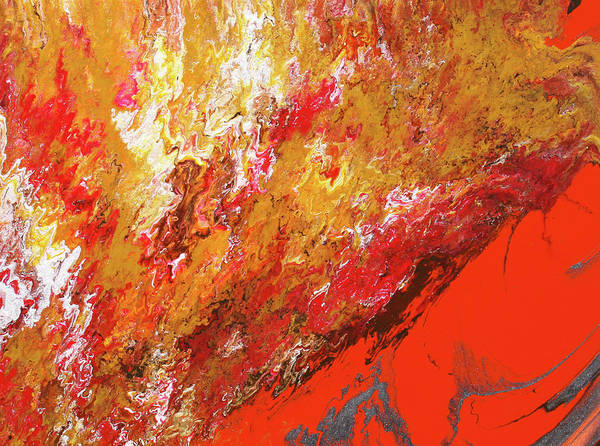 Painting - Umber by Ralph White