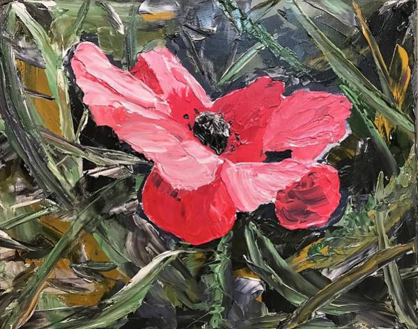 Painting - Umbrian Poppies 1 by Ovidiu Ervin Gruia