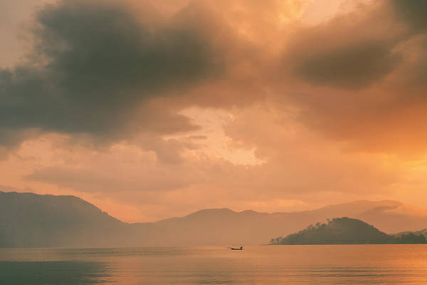 Photograph - Umiam Lake, Shillong by Mahesh Balasubramanian
