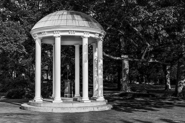 Wall Art - Photograph - Unc Old Well by Stephen Stookey
