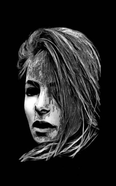 Wall Art - Digital Art - Under My Skin by Steve K