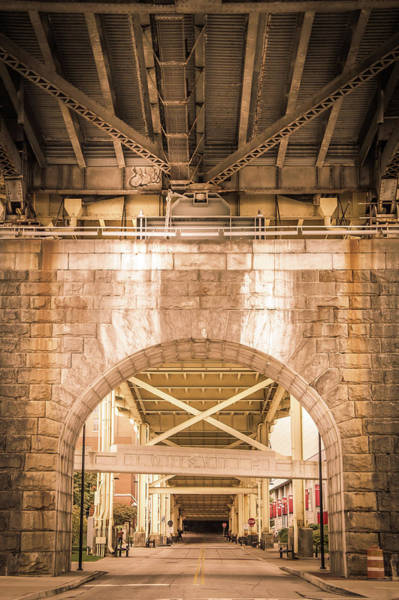 Wall Art - Photograph - Under The Bridge by Art Spectrum