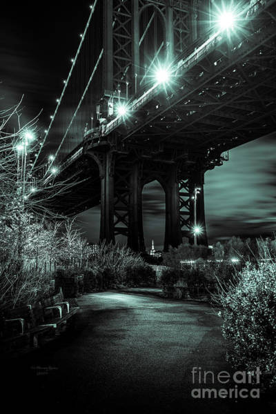 Wall Art - Photograph - Under The Bridge by Marvin Spates