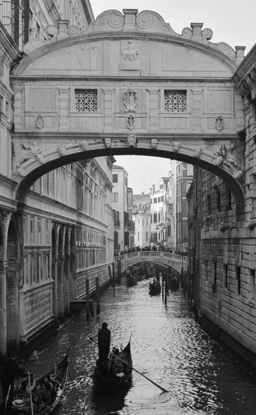 Wall Art - Photograph - Under The Bridge Of Sighs by Liz Albro