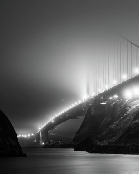 Photograph - Under The Fog by Hayata Takeshita