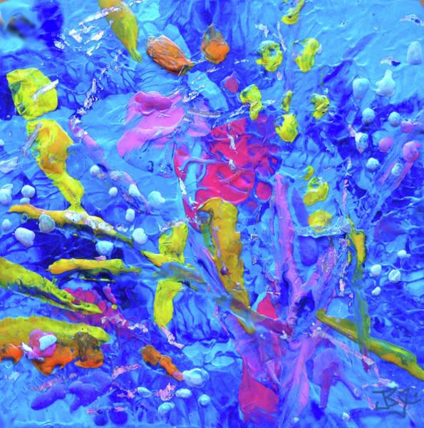 Under The Reef - Detail Art Print