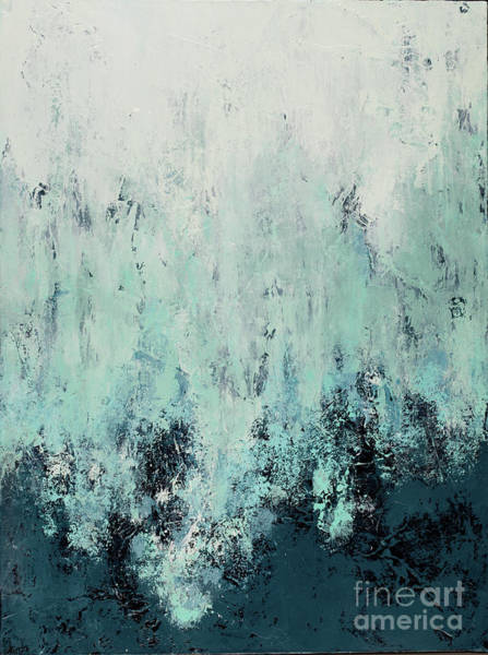 Wall Art - Painting - Undertow by Kirsten Reed