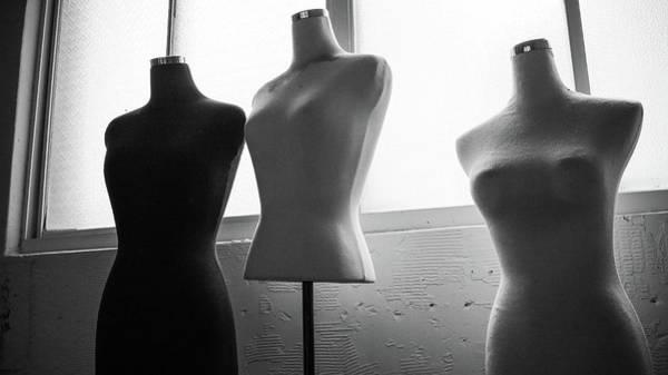 Wall Art - Photograph - Undressed Models by Photograph By Chunyang, Lin (taiwan)