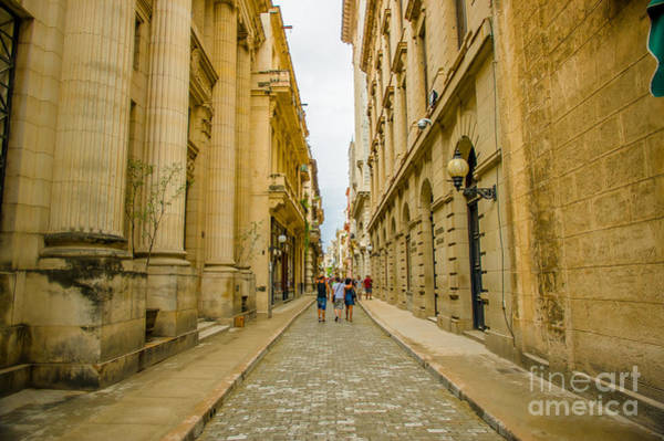 Havana Wall Art - Photograph - Unesco Declared Historic Center Of by Fotos593