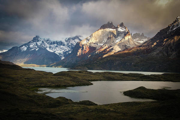 Patagonia Photograph - Unguelen by Ryan Weddle