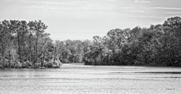 Wall Art - Photograph - Unicorn Lake Grayscale by Brian Wallace