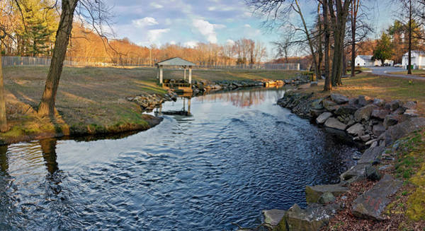 Wall Art - Photograph - Unicorn Stream Reflections Pano by Brian Wallace