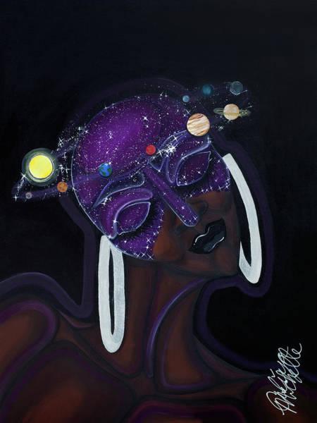 Painting - Unina by Aliya Michelle