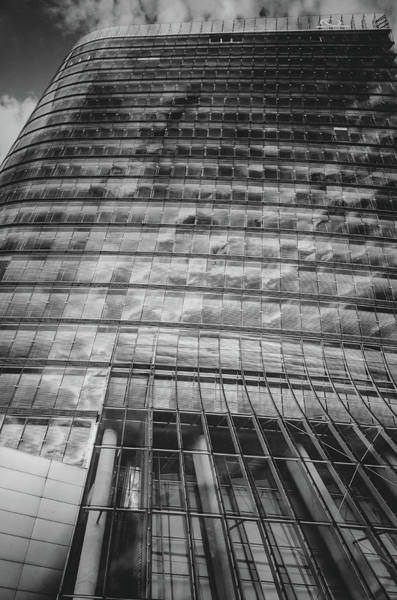 Photograph - Uniqa Tower by Borja Robles