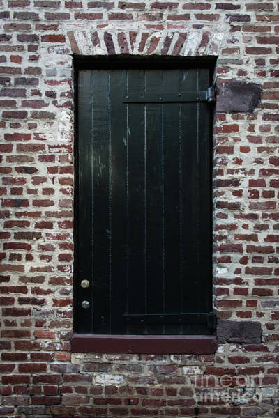 Photograph - Unique Windows Of Charleston by Dale Powell
