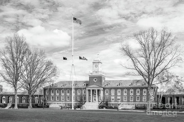 Photograph - United States Coast Guard Academy Hamilton Hall by University Icons