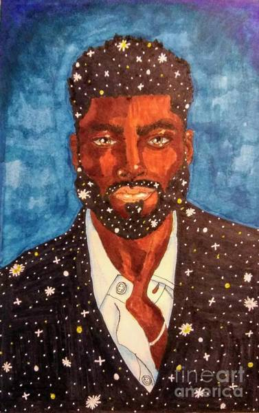 Wall Art - Mixed Media - Universal Brother by William Bryant