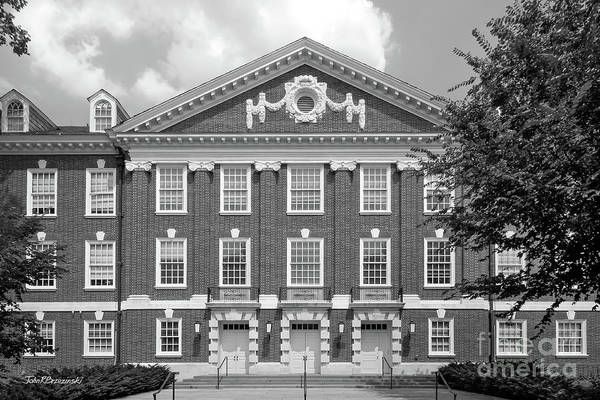 Delaware Photograph - University Of Delaware Wolf Hall by University Icons