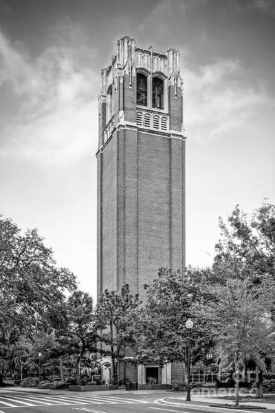 Photograph - University Of Florida Century Tower by University Icons