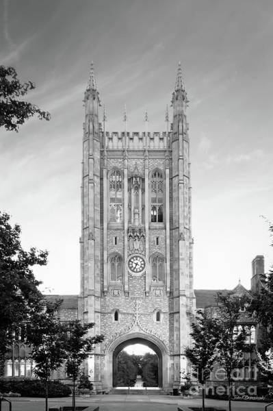Photograph - University Of Missouri Columbia Memorial Student Union by University Icons