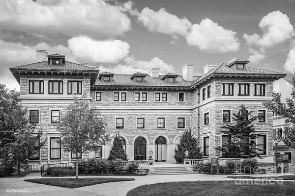 Photograph - University Of Missouri Kansas City Scofield Hall by University Icons