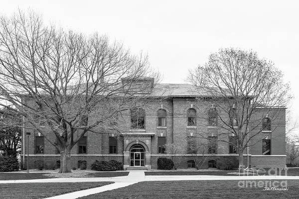 Photograph - University Of Nebraska Lincoln by University Icons