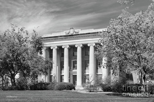 Photograph - University Of Nebraska Pound Hall by University Icons
