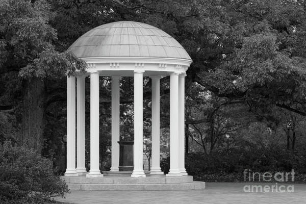 Photograph - University Of North Carolina Chapel Hill Old Well by University Icons
