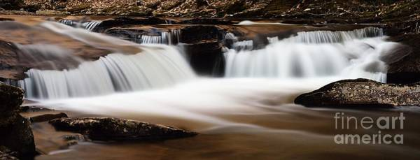 Photograph - Unnamed Cascade by Larry Ricker