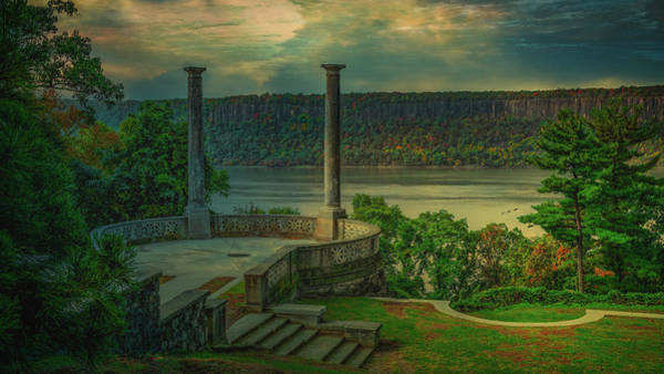 Photograph - Untermyer Garden Landscape by Chris Lord