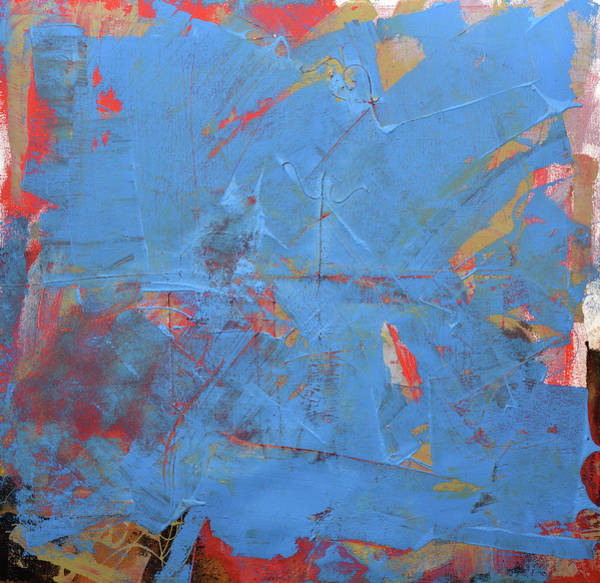 Untitled Painting - Untitled 2 by Igor Nelubovich